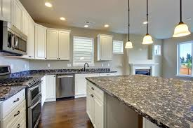 Stainless Steel Knobs Diamond Shape White Cabinets With Black