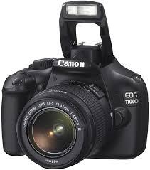 Зеркальный <b>фотоаппарат Canon EOS</b> 1100D Kit 18-55 DC III ...