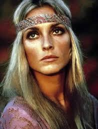 70 s hippie bohemian makeup and hair