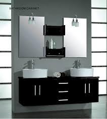 cambridge inch double wall mounted vanity set solid wood vanity