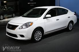 Picture of 2012 Nissan Versa sedan