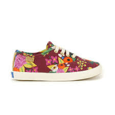 Details About Keds X Rifle Paper Co Champ Seasonal Blossom Toddler Shoes Kl160603 New