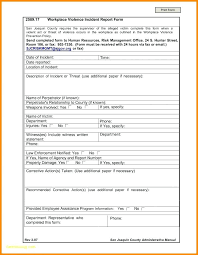 Workplace Accident Report Form Investigation Template Awesome ...
