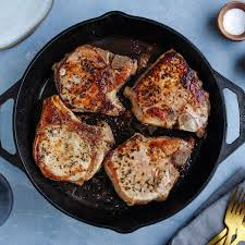 perfect juicy pork chops recipe