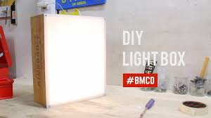 How Do I Make A Light Box How To Make Light Box Frame Bigit Karikaturize Com