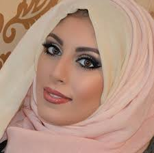 ideal summer makeup ideas 2017 with hijab002