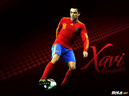 xavi hernandez best player barcelona spain xavi hernandez spain 2012