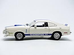 Charlies Angels Mustang Cobra II Farrah Fawcett 1976 Greenlight 1 ...