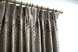 patio door curtains pinch pleat awesome cool decorating with pleated dries