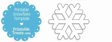 Stars And Diamonds Paper Snowflake Pattern Template