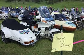 Image result for sidecar bike show