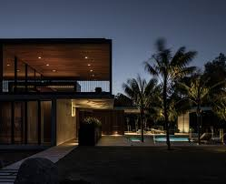 house lighting design. Mollymook House. Mollymook, Australia. House Lighting Design By Electrolight H