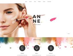 makeup artist wordpress theme kallyas