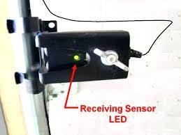 garage door photo eye garage door sensor bypass safety photo eye alignment garage door photo eye garage door