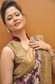 Sleeveless High Neck Blouse Designs Shilpa Chakravarthy In Saree Blouse Designs Catalogue