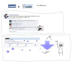 Allrages Facebook Difference Vs Reddit The