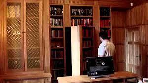 rotating-diy-bookshelf-hidden-door-bookcase ...