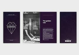 school brochure design ideas pamphlet design ideas examples and tips