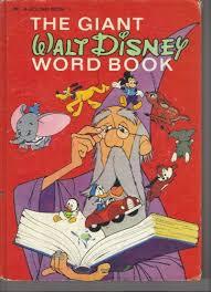 the giant walt disney word book niftywarehouse niftywarehouse disney disneys animated film disneyfilms disneycartoons kids cartoons