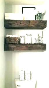 6 foot floating shelf ft 2 slim wall shelves in rustic media cabinet wood f