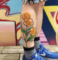 Kirsty Simpson Resident Artist At Brighton Tattoo Studio Dead Slow