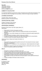 Cover Letter Example Nursing Actor Sample Resumes