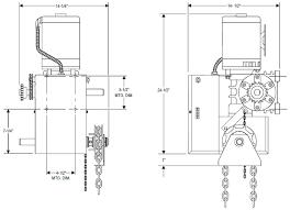 overhead door wiring diagram overhead image wiring powermaster over head door openers mg model on overhead door wiring diagram