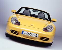 PORSCHE Boxster (986) specs - 2002, 2003, 2004, 2005 - autoevolution