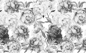 Bold Floral Pattern Wallpaper for Walls ...
