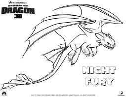 Small Picture Nightfury coloring pages Hellokidscom