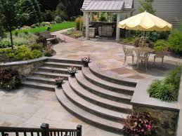 Modern Patio Designs With Pavers 9 Design Ideas R Inside