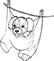 Baby Dogs Coloring Pages Stwbowlfestcom