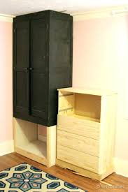 build wardrobe closet closets furniture how to a built in diy philippines