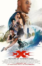 Trailers Poster xXx Return of Xander Cage Moviehole