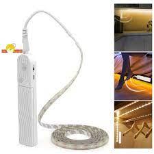 Đèn Led dây cảm ứng tự động sáng khi có người di chuyển ,tiện lợi dễ dàng  lắp đặt ở nhiều vị trí trong nhà. giảm chỉ còn 113,750 đ