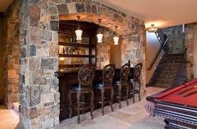 Basement wine cellar design ideas