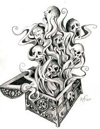 greek mythology pandora box clip art library pandora greek cliparts 2883170