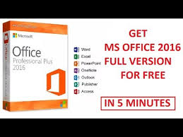 5 minutes to ms get microsoft office 2016 365 full version for free in 5 minutes