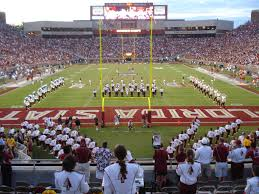 Doak Campbell Seating Chart Rows Florida State Fsu Football Tickets Seatgeek