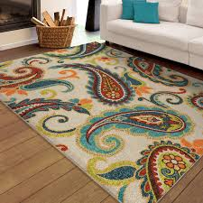 orian rugs indoor outdoor paisley wyndham multi colored area rug com