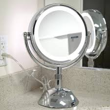 mirrors conair lighted makeup mirror with floxite
