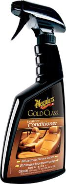 meguiar s gold class leather conditioner g18616 free on orders over 99 at summit racing