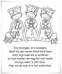 Drie Koningen Výtvarka Driekoningen Kerstmis En Koning