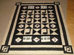 music theme quilt - Google Search | Music_Home Decor | Pinterest ... & music theme quilt - Google Search Adamdwight.com