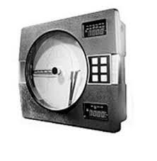 Partlow Mrc 5000 Circular Chart Recorder Programmable Chart Recorder Circular Ritm Industryritm