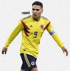 راداميل فالكاو 2018 كأس العالم كولومبيا المنتخب الوطني لكرة القدم منتخب  إنجلترا لكرة القدم ، راداميل فالكاو, تيشيرت, جيرسي png