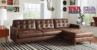 brown leather living room furniture. Essex Leather Furniture At BILTRITE Brown Living Room O