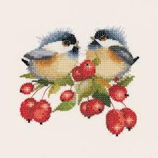 Valerie Pfeiffer Harmonies Berry Chick Chat