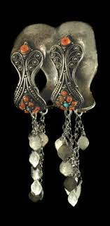 uzbekistan jewellery from the collection of the museum of applied arts in tashkent 19th