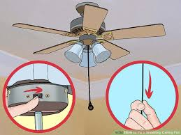 ceiling fan that screws into light socket. image titled fix a wobbling ceiling fan step 1 that screws into light socket l